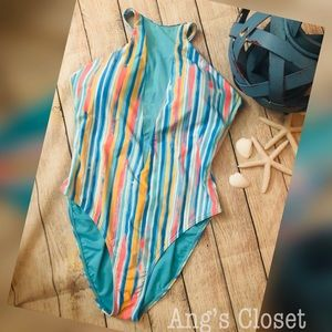 NWT Sunset Swimsuit